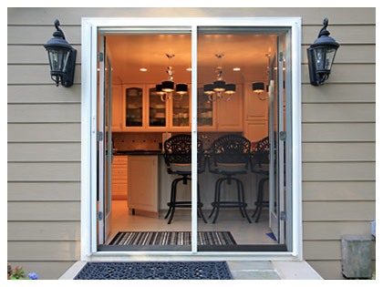 Sliding Screen Doors Screen And Track Doors Taylor Door Co