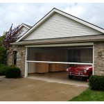 Specialty Garage Screen Doors at Taylor Door, Michigan Garage Screen Doors