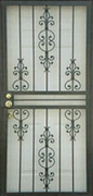 taylor door steel heavy duty doors, security doors