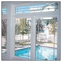 taylor door 5100 series, residential picture windows