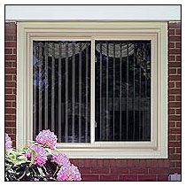 taylor door 5100 series windows, residential sliding windows