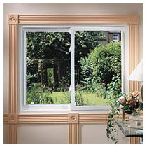 taylor door 5300 series tilt windows, residential slide windows