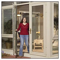Sliding Patio Windows · Swinging Patio Windows & Replacement Windows Detroit | Michigan Window Replacements Double ...