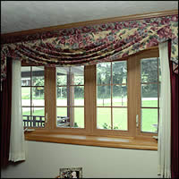 residential Bow windows, taylor door 7000 series windows