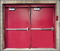 taylor door commercial doors, commercial entry doors