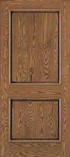 tayler door oak doors, chappo finish interior wood doors