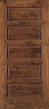 clear alder doors for sale, taylor door alder doors
