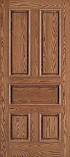 taylor door read oak chappo finish doors, interior E0432 doors