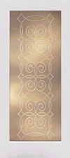 E0500 Mediterranean Cast Glass Door at Taylor Door, French Style Doors from Taylor Door