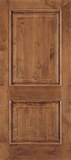 taylor door E1202 doors, interior wooden clear alder doors