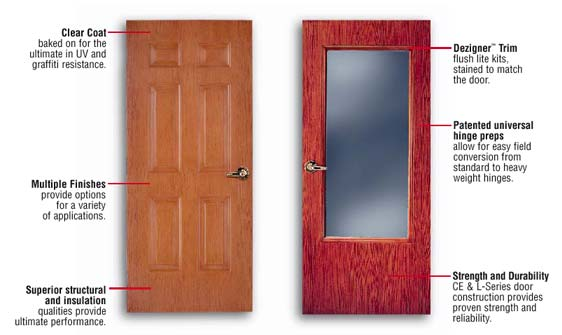 commercial entry doors, taylor door commercial doors