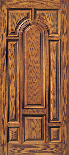 oak entry door, tyler door oak
