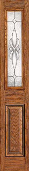 entry door oak, oak tyler door