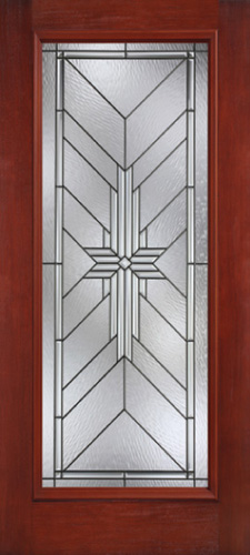 Taylor Door Mahogany, Entry Doors Mahogany
