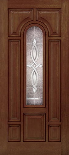 Entry Doors Classic Mahogany CCM803 & Entry Doors Classic Mahogany CCM803 | Taylor Door Company Michigan