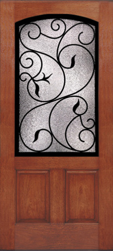 Taylor Door Rustic Entry Doors Rustic & Classic Rustic CCR04037 Entry Door | Taylor Door Company Michigan