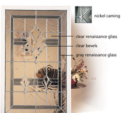 entry doors Radiant Hues, taylor door odl, replacement odl glass, entry doors decorative