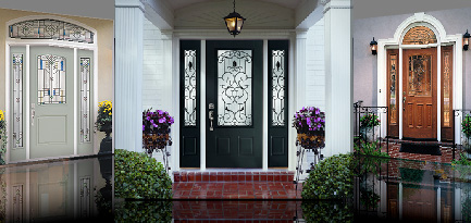 Metal Entry Doors. Finding Metal Clad Doors in Michigan Choosing a New Entry Door