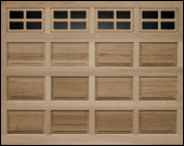 Residential Taylor Door Garage Doors, Short Panel Garage Door