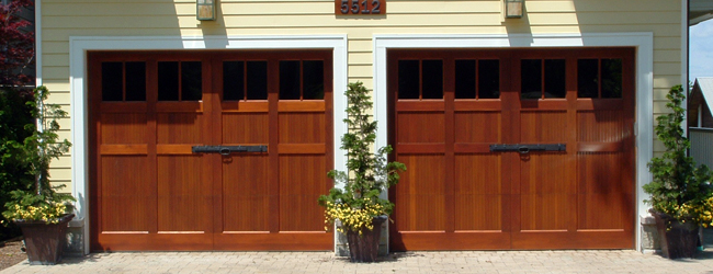 415 & Taylor Door | Residential Garage Doors | Wood Steel Aluminum Glass