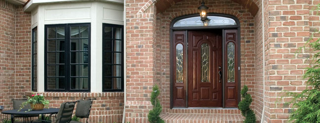 The Front Door Is A Guest S First Indication Of What Lies Ahead Decorative May Indicate House Filled With Works Art And Bright Colors